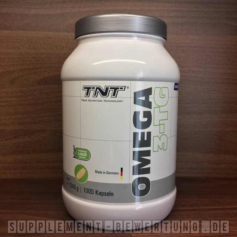 TNT Omega 3 Review