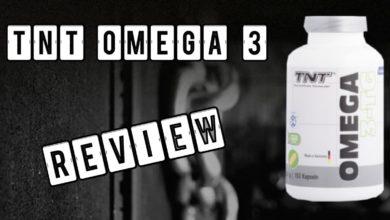 TNT Omega 3 Test