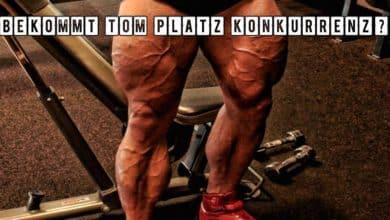 Tom Platz Konkurrenz