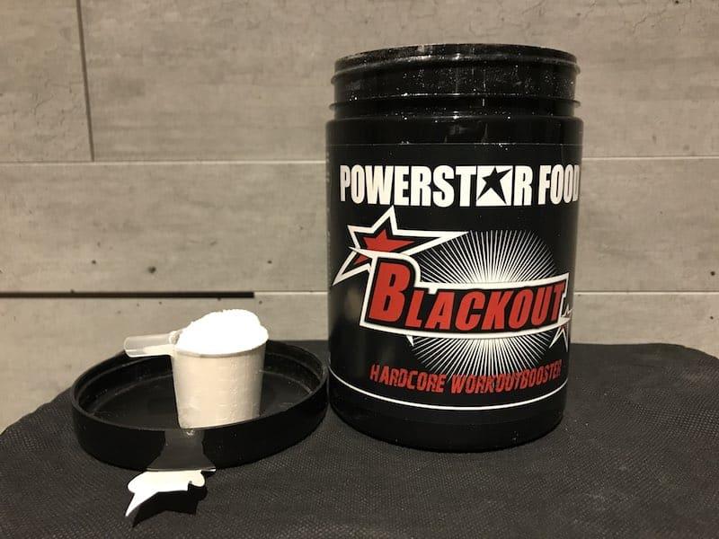 Powerstar Blackout Test