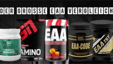 Essentielle Aminosäuren EAA