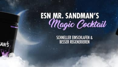 Mr. Sandmans Magic Cocktail