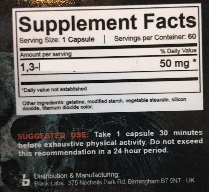 Suizide to go Booster - Suizide to go - Workoutbooster in Kapselform von Blackline Supplements