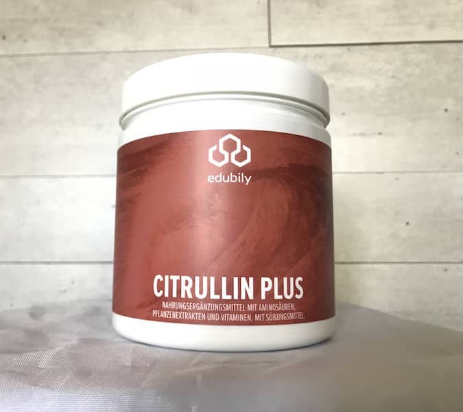 Citrullin Plus Edubily