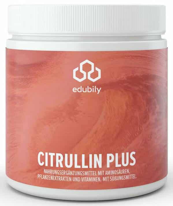 Citrullin Plus von Edubily - Citrullin Plus von Edubily - Unsere Erfahrungen und Test