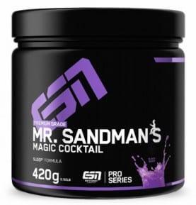 ESN Mr. Sandman Test - Mr. Sandman´s Magic Cocktail - Test und Erfahrungen