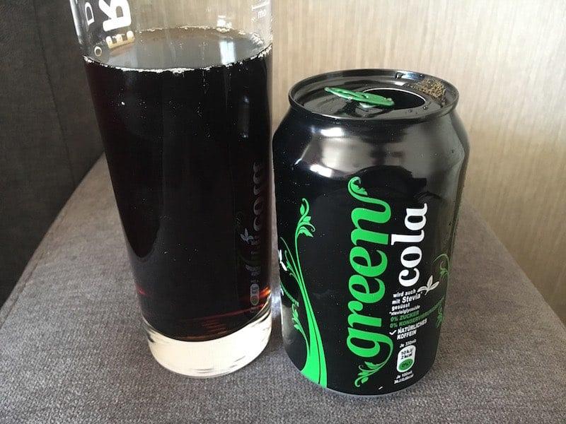 Green Cola Geschmack