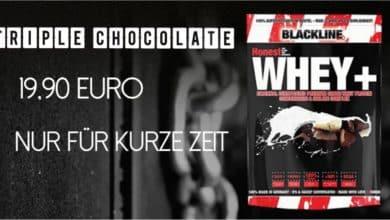 Honest Whey Triple Chocolate Shock