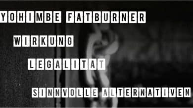 Yohimbe Fatburner