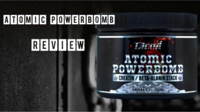 Atomic Powerbomb Termi Nutrition