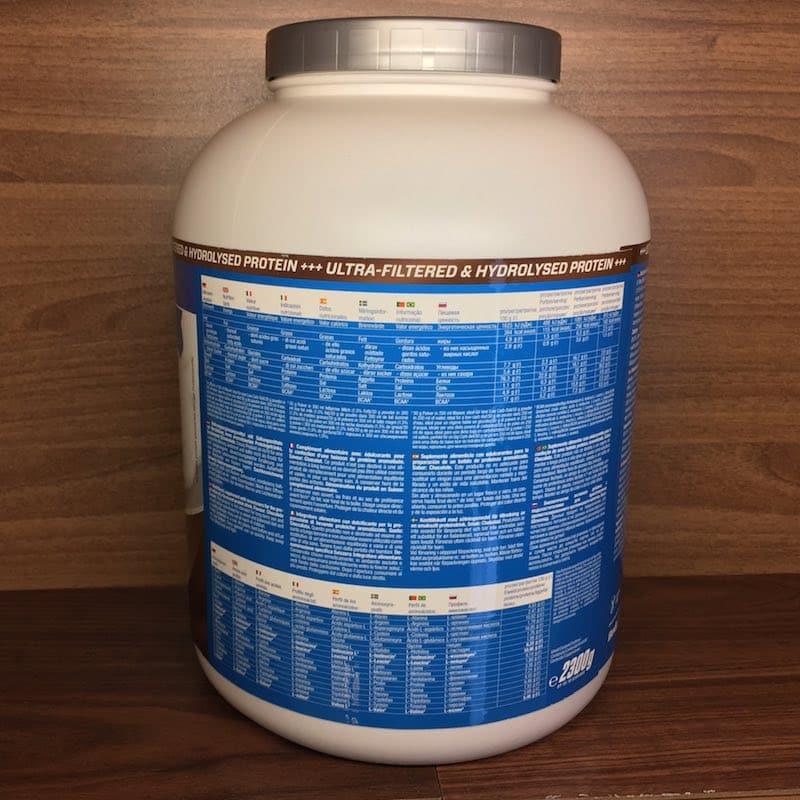 Body Attack Whey Inhaltsstoffe - Body Attack 100% Whey Protein im Test - alle Fakten zum Whey Protein