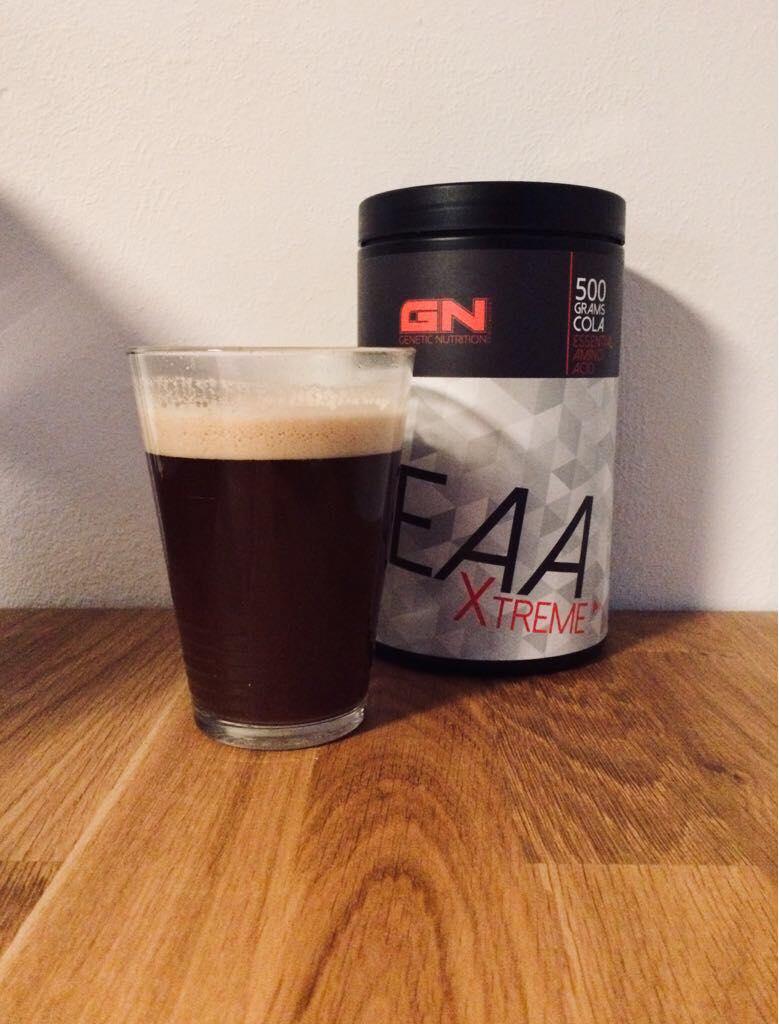 EAA Xtreme Geschmack - EAA Xtreme - Die essentiellen Aminosäuren von GN im Test