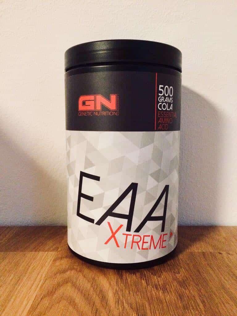 EAA Xtreme Test 1 - EAA Xtreme - Die essentiellen Aminosäuren von GN im Test