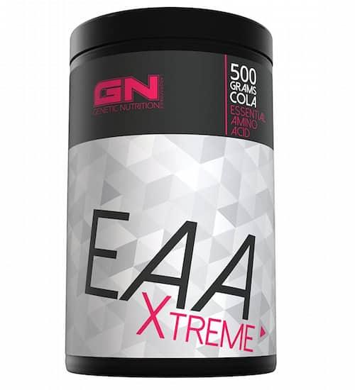 EAA Xtreme Test - EAA Xtreme - Die essentiellen Aminosäuren von GN im Test