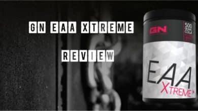 GN EAA Xtreme 390x220 - EAA Xtreme - Die essentiellen Aminosäuren von GN im Test