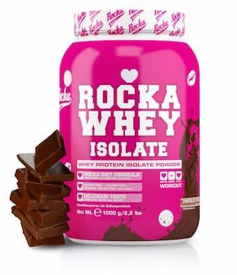 Rocka Whey Isolate - ROCKA WHEY ISOLATE TEST - Unsere Erfahrungen