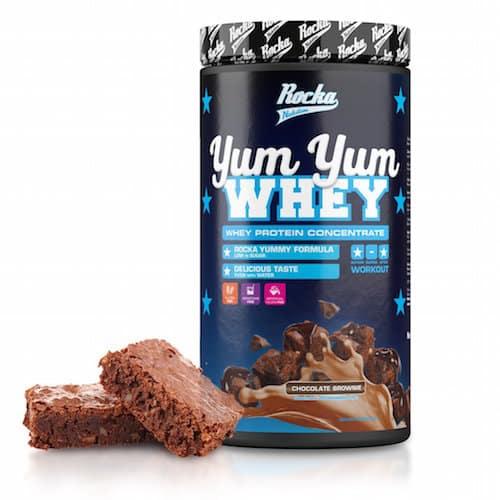 Yum Yum Whey Rocka Nutrition