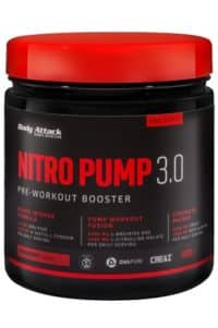 Body Attack Nitro Pump 3