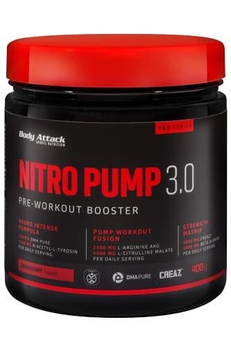 Body Attack Nitro Pump 3