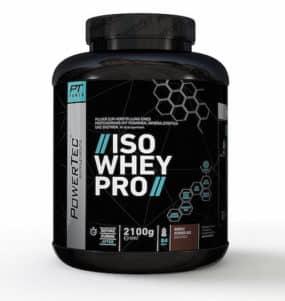 PowerTec ISO Whey PRO