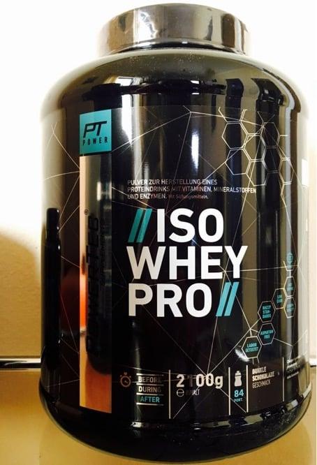 Power Tec Iso Whey Pro Test