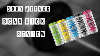 Body Attack BCAA Kick Erfahrungen