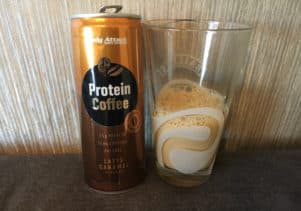 Protein Coffee Latte Caramel