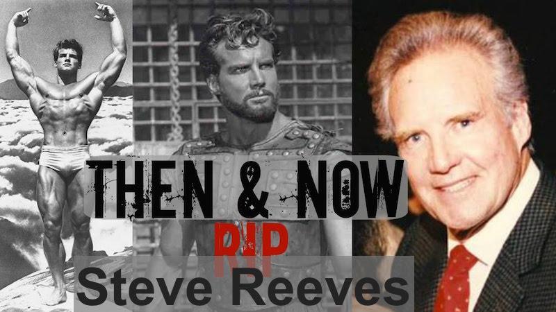 Steve Reeves heute
