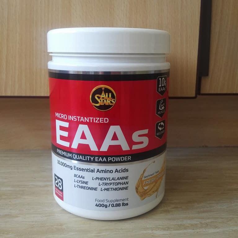 All Stars EAA Verpackung im neuem Design