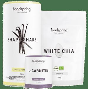Foodspring-Gutschein