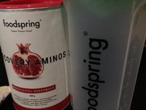 Foodspring-Test