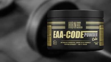 HBN EAA Code Powder