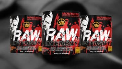 RAW Intensity