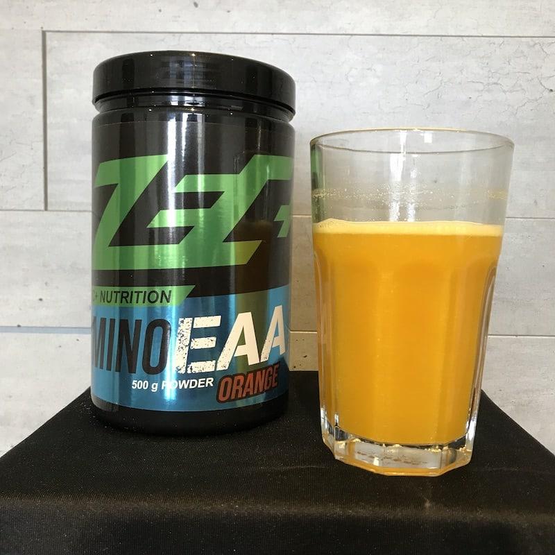 ZEC AMINO EAA-PULVER Orange