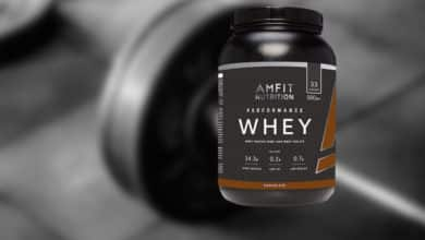 Amfit Whey Protein Isolat Test