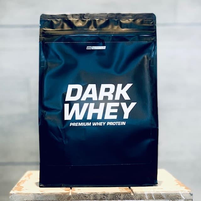Dark-Whey Schokolade