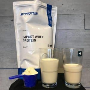 Impact Whey Protein Geschmack Coconut