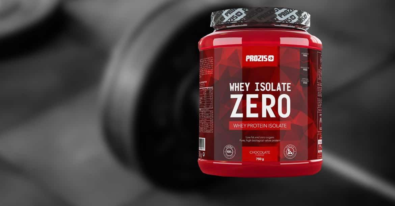 Prozis Zero Whey Isolate