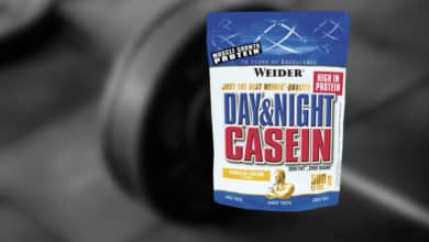 Weider Day & Night Casein Test