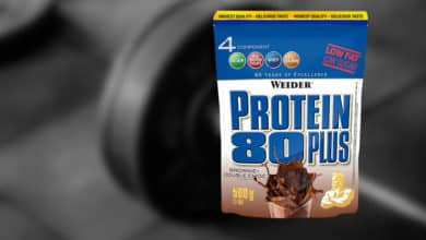 Weider Protein 80 Plus im Test