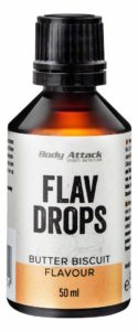 Body Attack Flavdrops Test