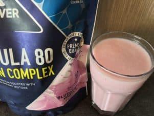 Formula 80 Complex Blaubeere Joghurt