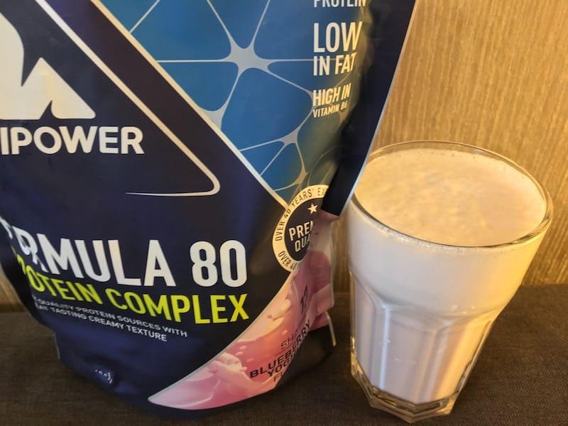 Formula 80 Complex Bluberry Yoghurt