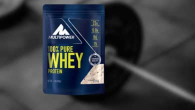 multipower pure whey Protein Test
