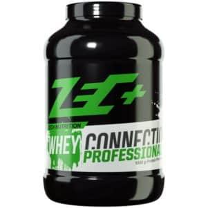Zec+ Whey Connection Professional mit Bromelain Papain und Probiotika