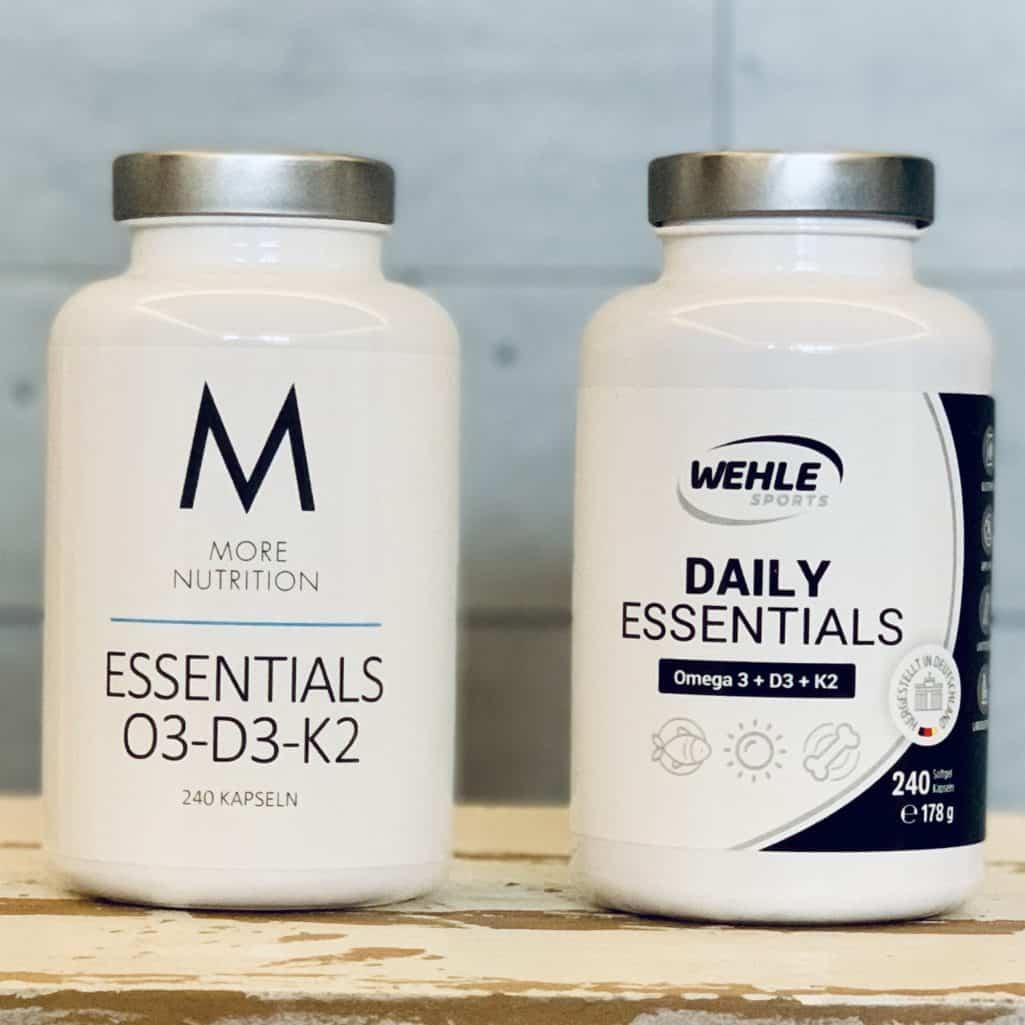 Essentials von More und Wehle