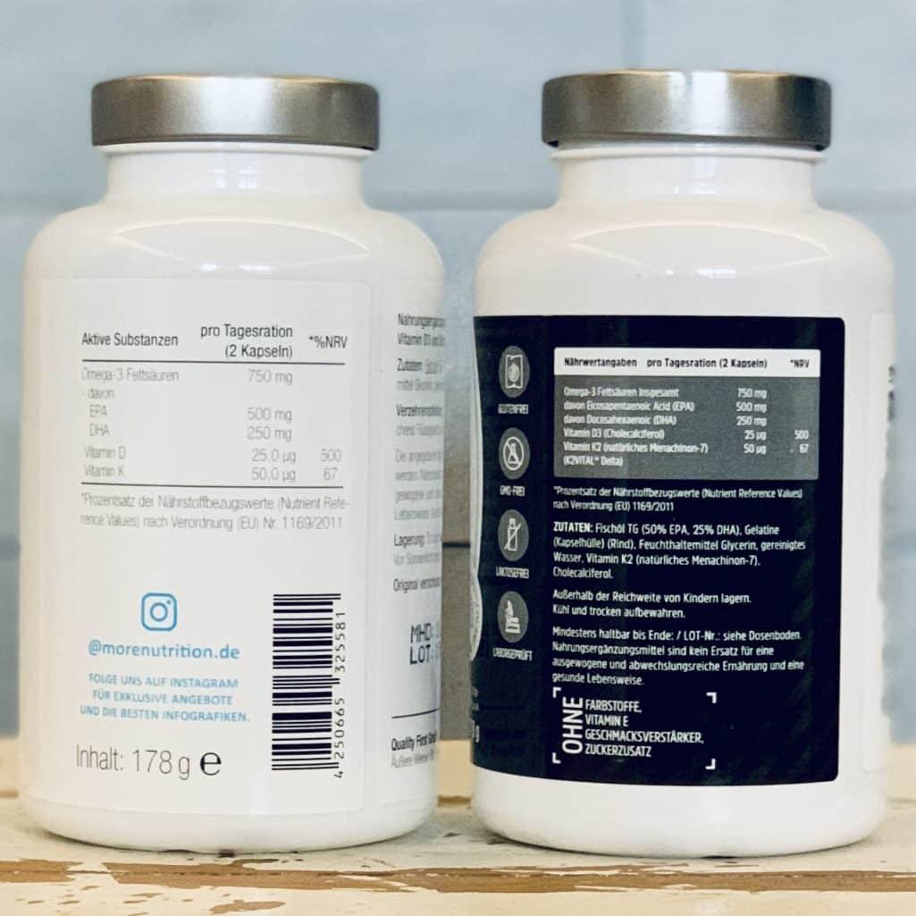 Etikett Essentials von More und Wehle