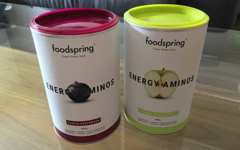 Foodspring-Energy-Aminos-Test