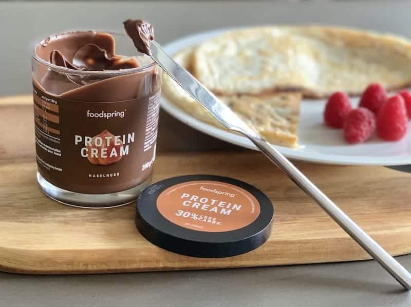 Foodspring Protein Cream Erfahrungen