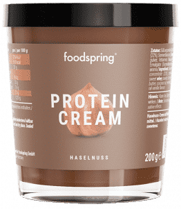 Foodspring Protein Cream Test
